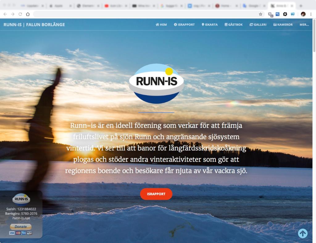 WP service - runn-is.net